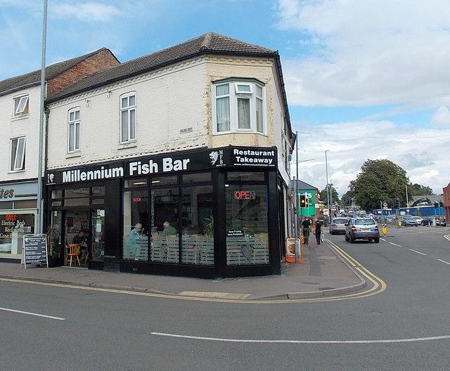 Millennium Fish Bar, Melton Mowbray