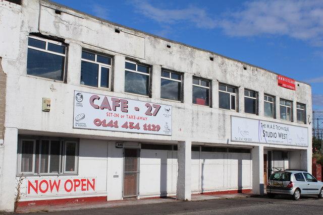 Café - 27, Temple Road, Glasgow