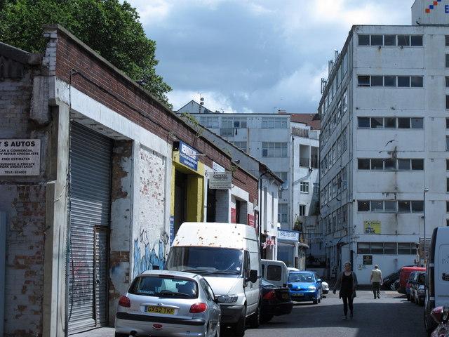 Melbourne Street, BN2
