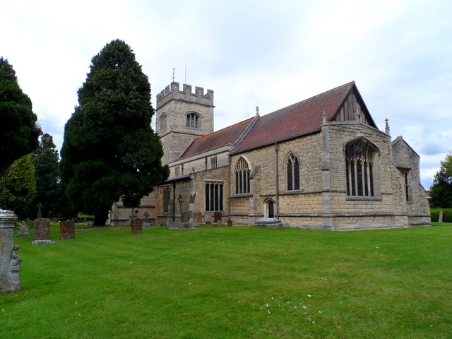 St Laurence's church, Winslow