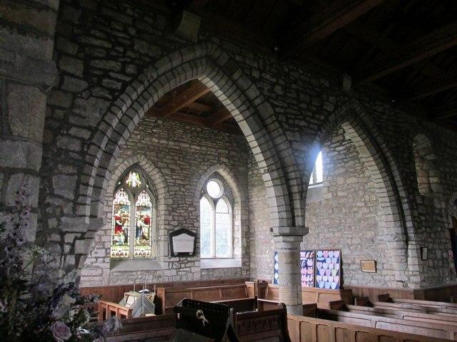 Church of All Saints, Saxton #3