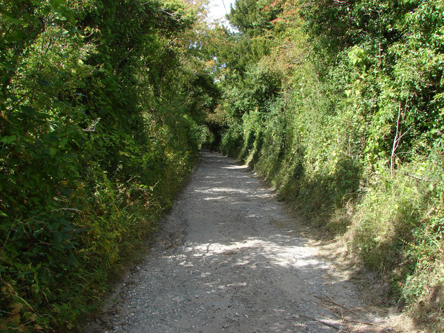 Access Road off the A25