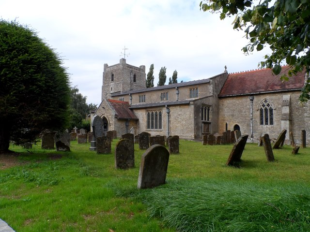 St Mary the Virgin, Padbury