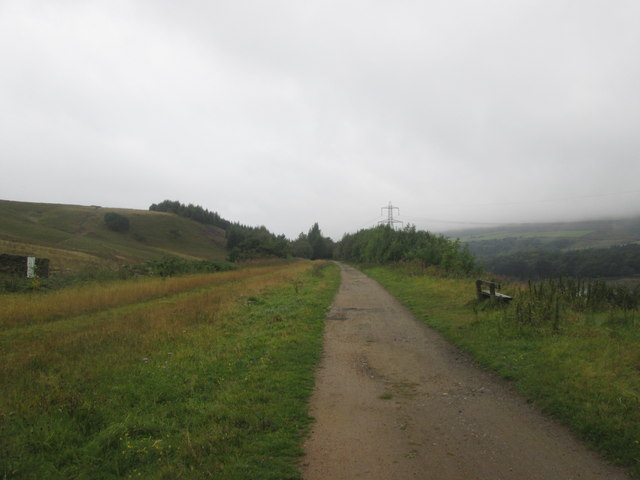 Trans-Pennine Trail north of Old House