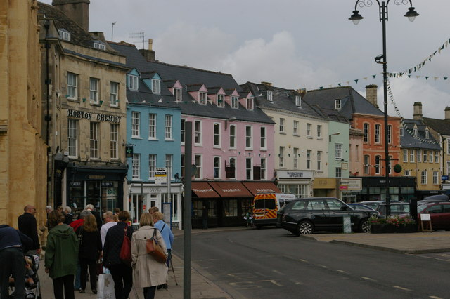 Market Place, Cirencester
