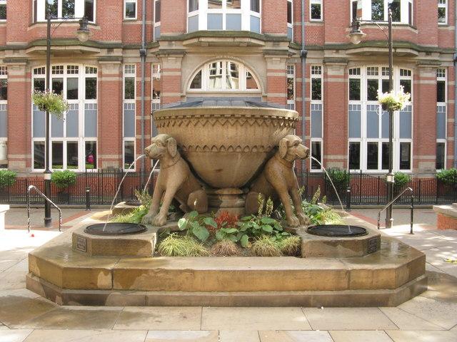 Trevelyan Square, Leeds