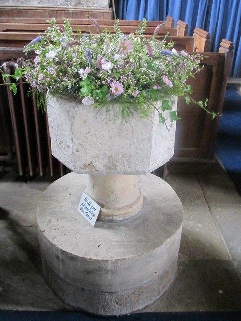 Church of All Saints, Saxton #6