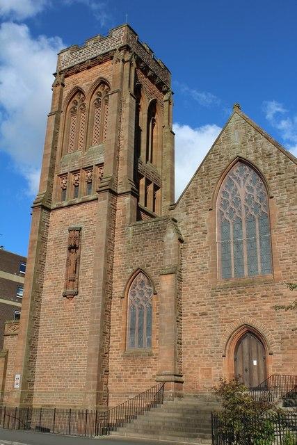St Bride's Scottish Episcopal Church, Hyndland Road, Glasgow