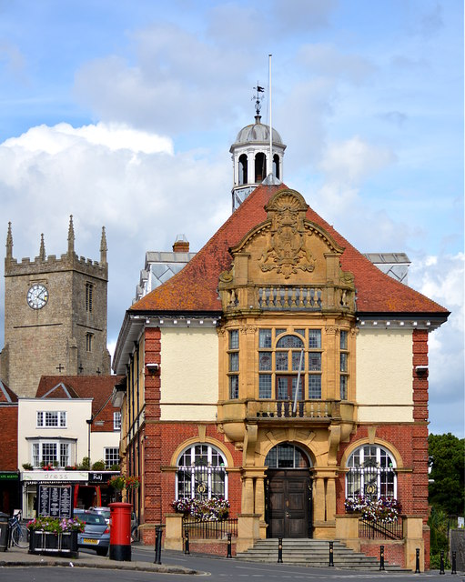 Town Hall, Marlborough, Wiltshire