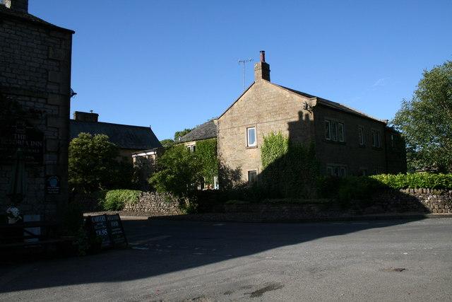 Kirkby Malham village