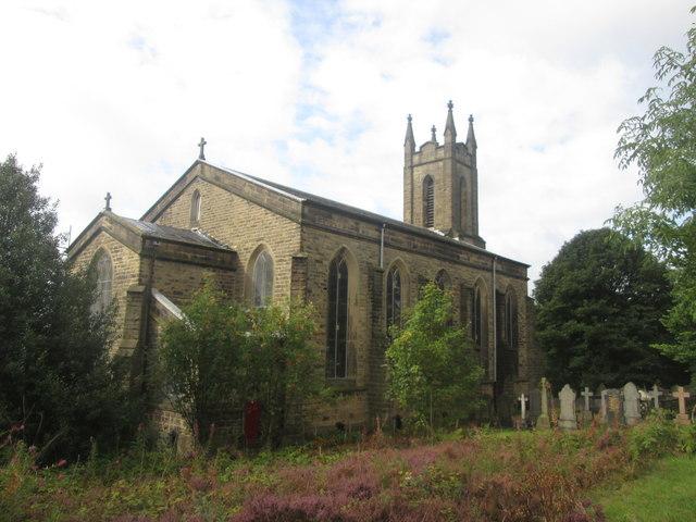 Christ Church, Tintwistle