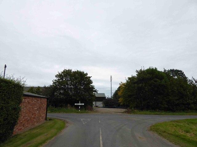 Barton Street ahead at The Slates North Ormsby