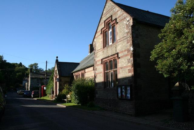 Kirkby Malham:  Church Hall