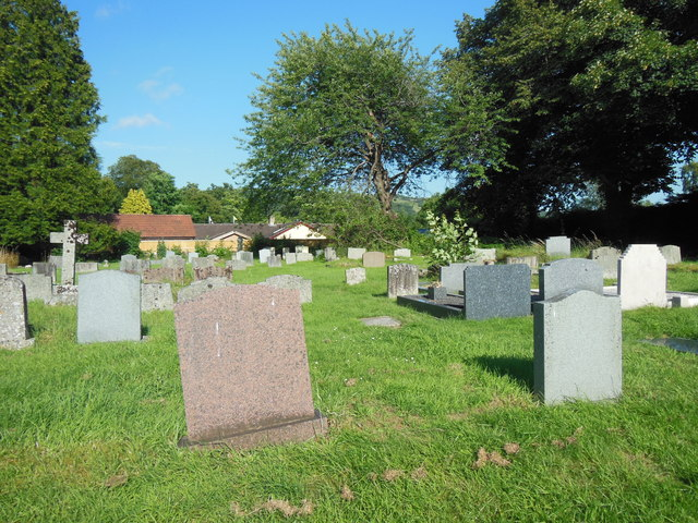 Churchyard, St. Andrew's Church