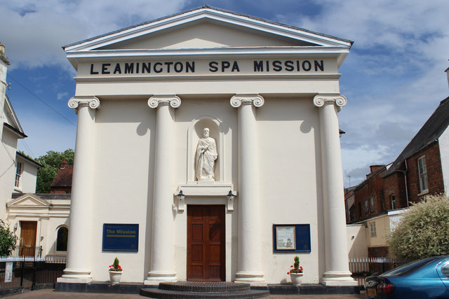 Leamington Spa Mission