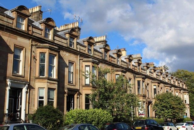Foremount Terrace, Highburgh Road, Glasgow