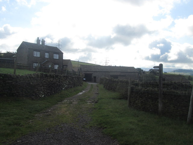 Arnfield Farm