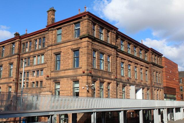 Notre Dame Primary School, Glasgow