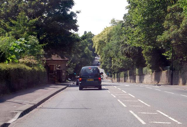 London Road West, Bath