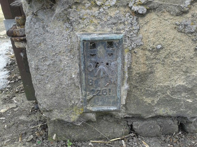 Ordnance Survey Flush Bracket 2261