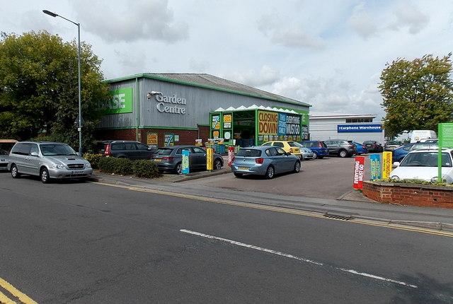 Closing down sale, Homebase Garden Centre, Stratford-upon-Avon