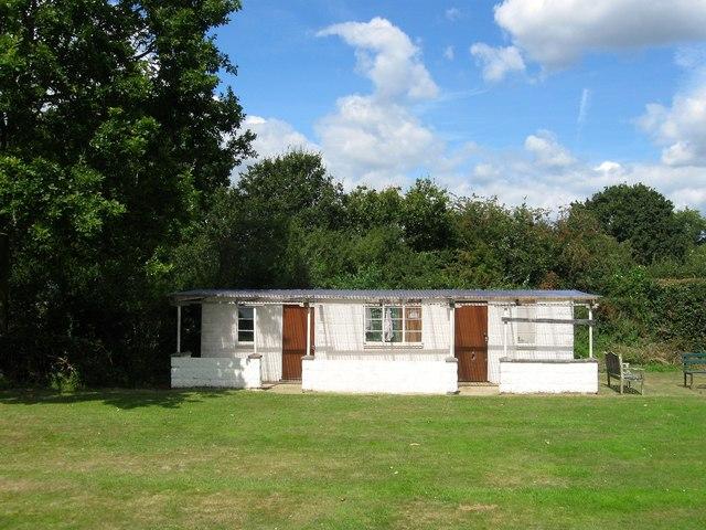 Cricket Pavilion, Twineham Recreation Ground