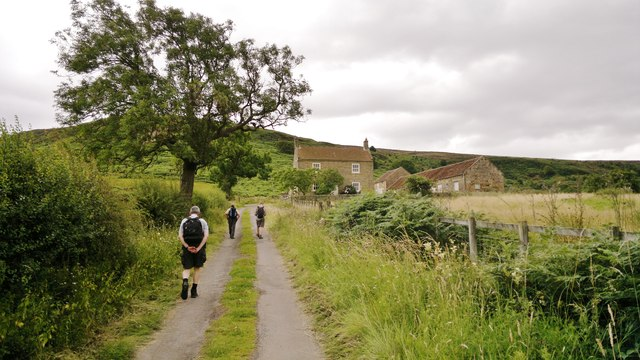 Approaching Harfa Bank Farm
