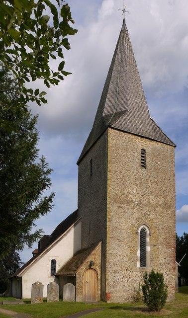 Compton parish church