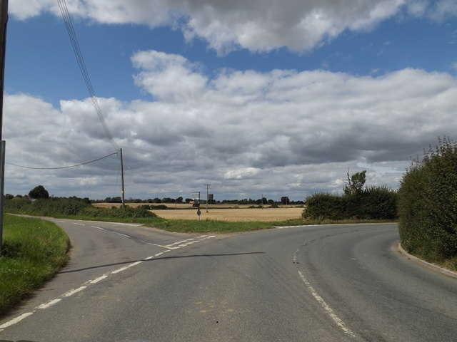 B1070 Hadleigh Road, Holton St.Mary