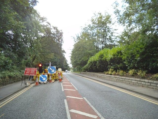 Durham Roadworks