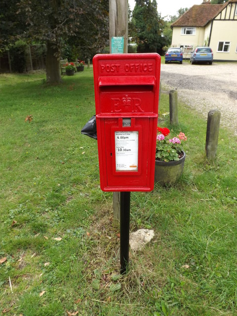 Holton St.Mary Postbox