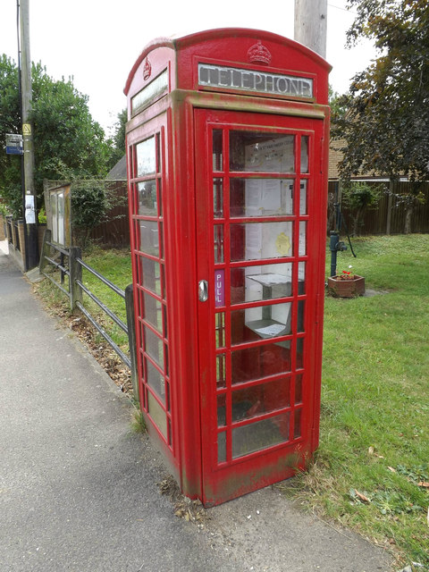 Holton St.Mary Telephone Box
