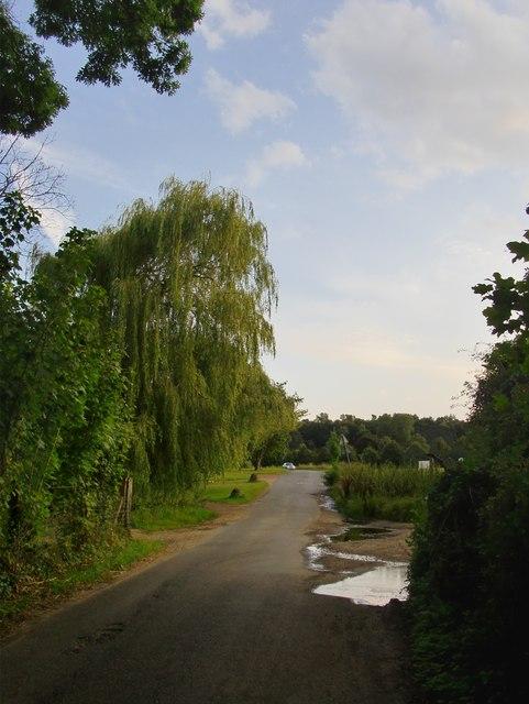 Tannery Lane, Gosden