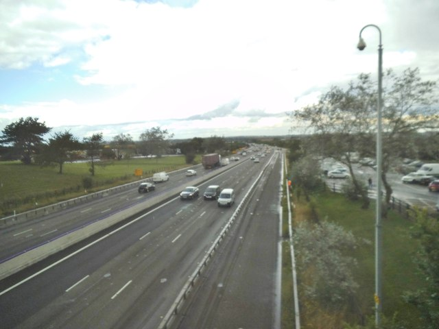 M1 View North