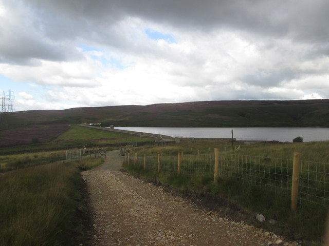 Higher Swineshaw Reservoir