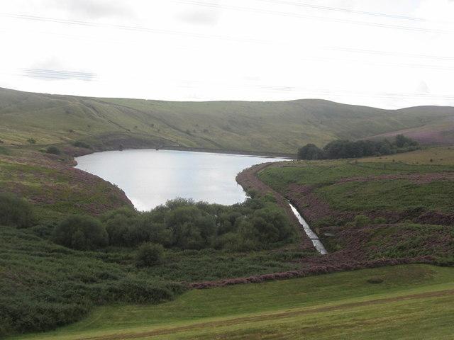 Lower Swineshaw Reservoir