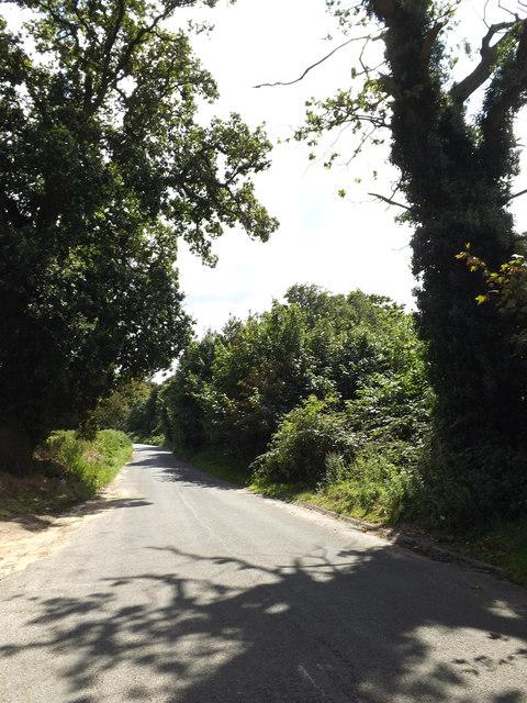 Hughes Road, Holton St.Mary