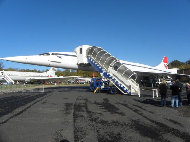 Concorde - G-BBDG