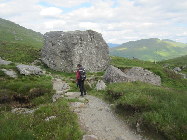 One of the Narnain Boulders