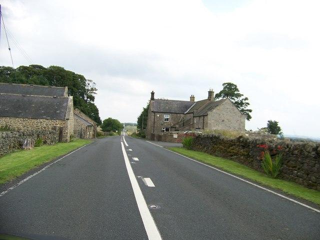 B6318 at Carraw