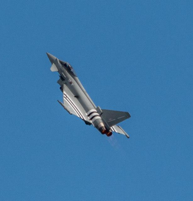 Typhoon, Clacton Air Show, Essex