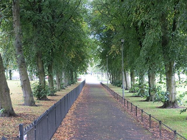 Harrison Park West