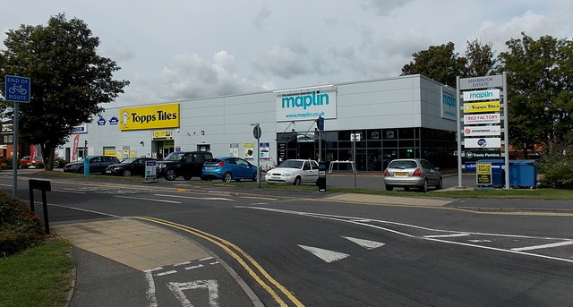 Maplin, Stratford-upon-Avon