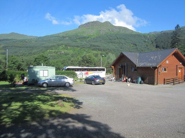 Campsite Office building