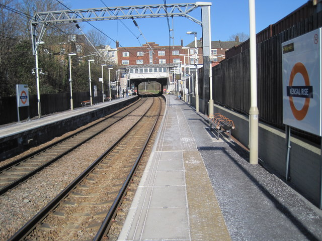 Kensal Rise railway station, Greater London