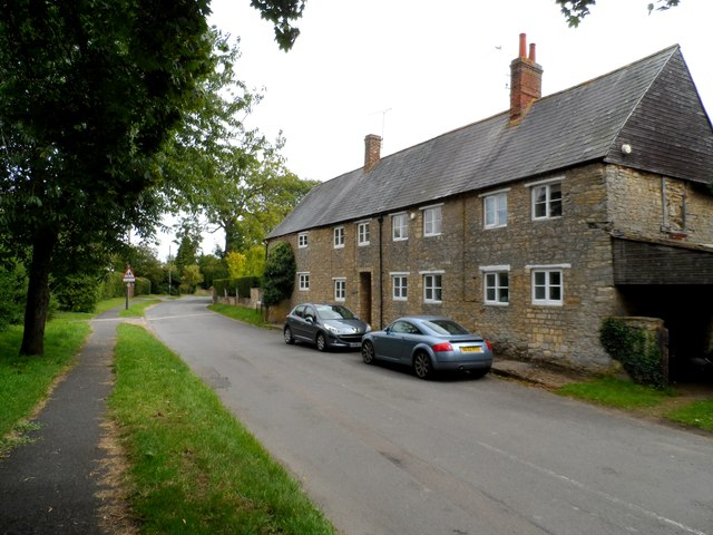 High Street Thornborough