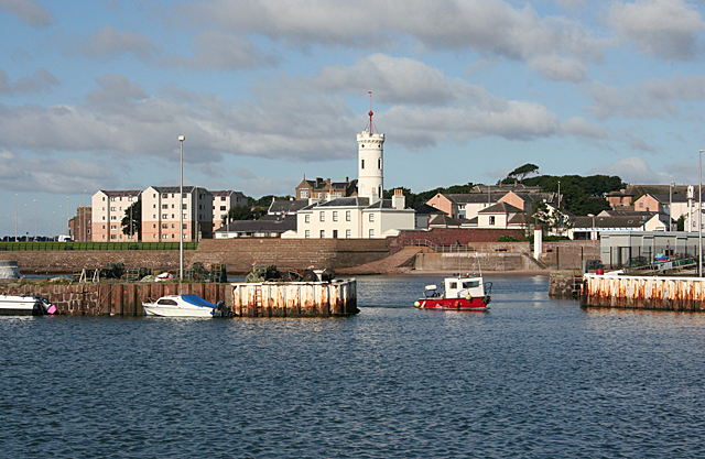 Entering the Harbour
