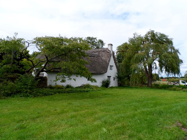 Cottage at Lower End, Thornborough