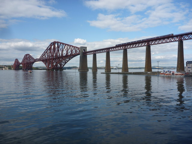Firth Of Forth : The Forth Bridge