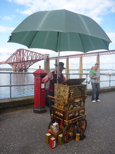 Firth Of Forth : The Organ Grinder